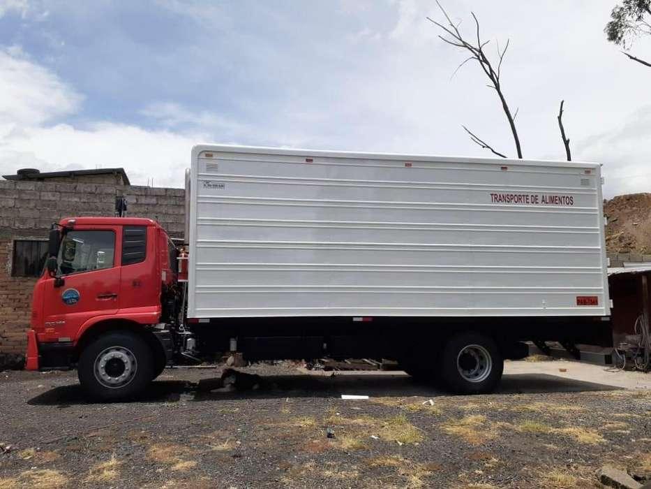Busco trabajo para camión de 13T