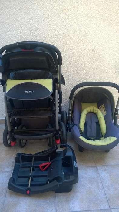 Cochecito Bebe Infanti G750 Tucson Travel System