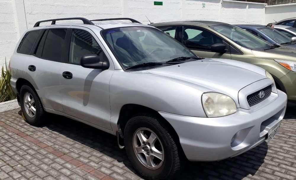 Hyundai Santa Fe 2003 - 183000 km