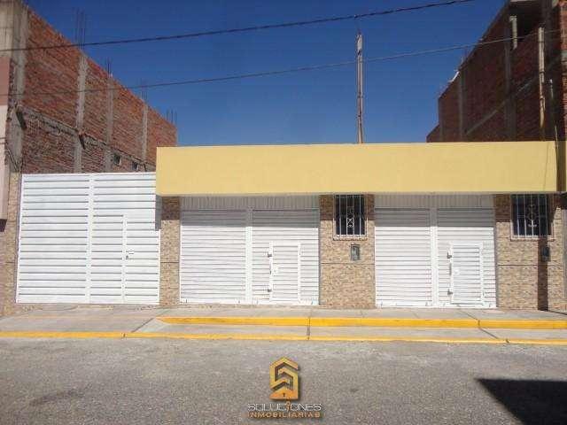 Soluciones Inmobiliaria tiene en anticresis casa en estreno para Empresa o Vivienda Dsitrito de Cayma.