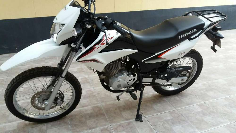 Honda Xr 150 2018 Unica