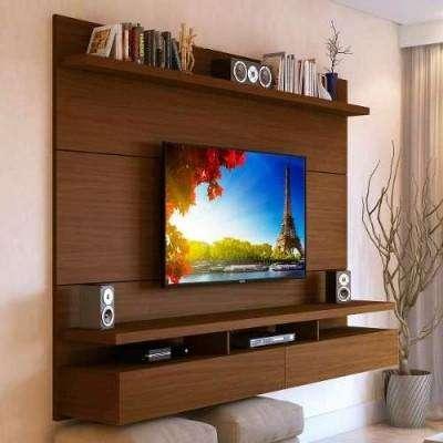Modulo de entretenimiento TV. Ref TV Flotante DILA