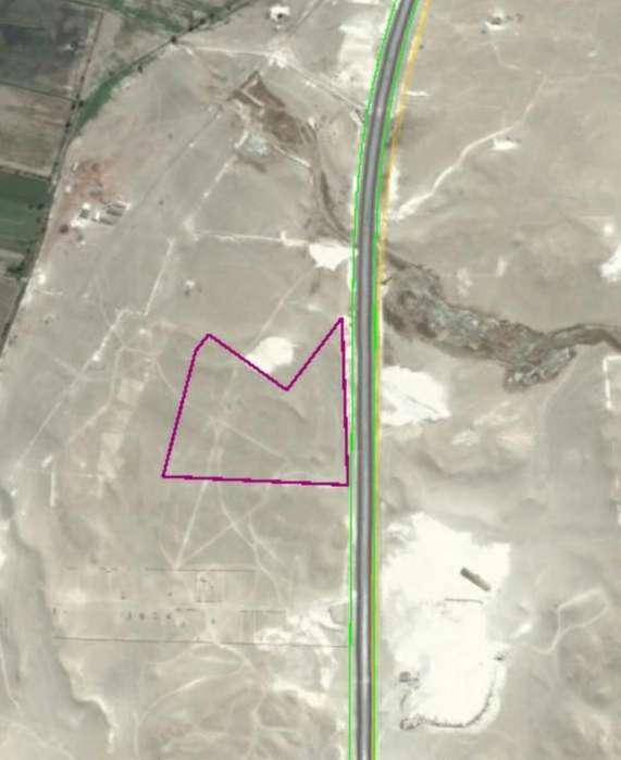 EXCELENTE TERRENO RUSTICO EN ICA DE 112 800 m2