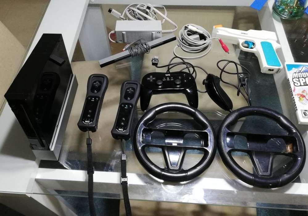 Vendo Nintendo Wii con Juegos Originales
