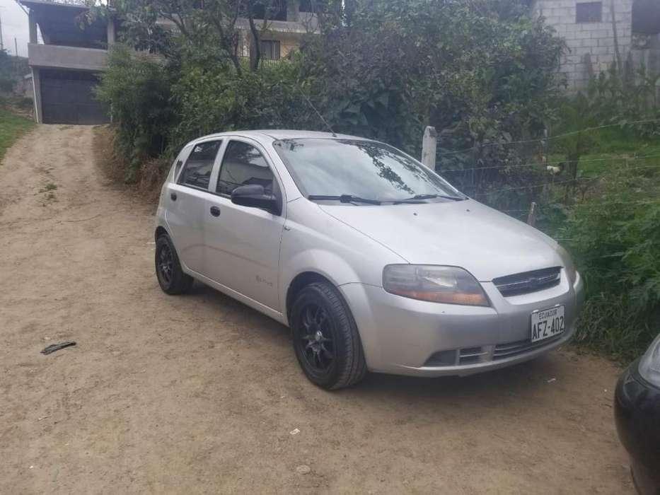 Chevrolet Aveo 2008 - 125000 km