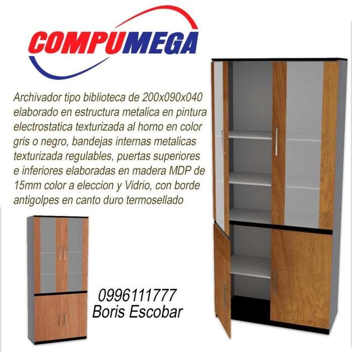 Biblioteca Archivador