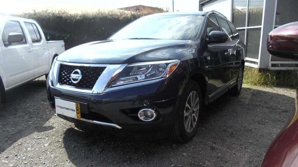 Nissan Pathfinder 2014 - 46500 km