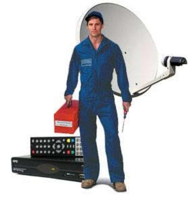 Tecnico Instalador de Tv Satelital