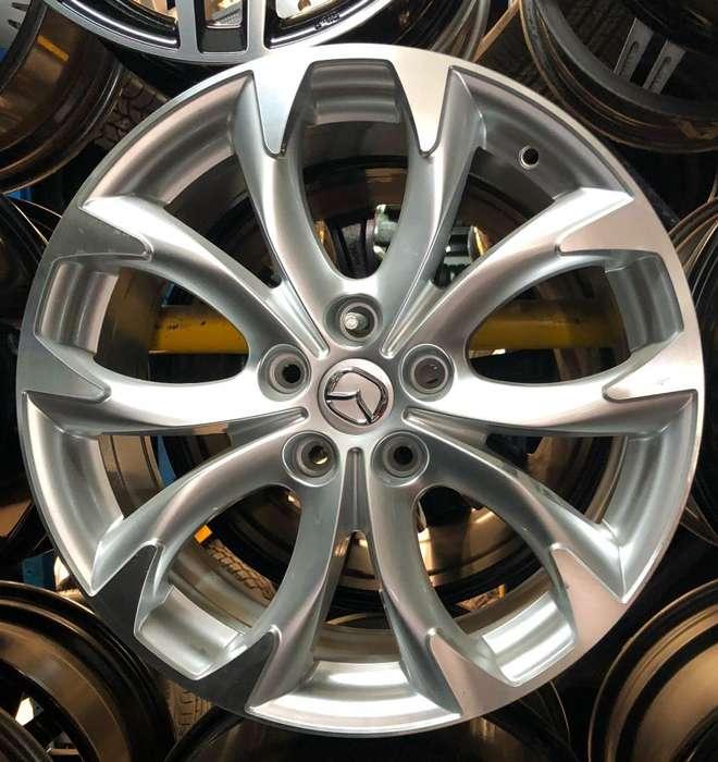 Rines de Lujo Rin 18 Mazda 5 X 114