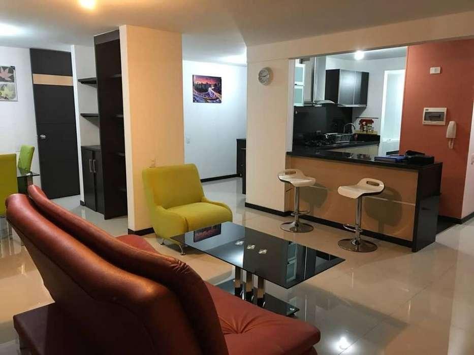 <strong>apartamento</strong> Amoblado de Dos Habitaciones
