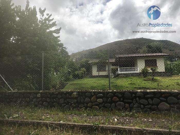 Venta de Casa con terreno, en Gualaceo, Cuenca