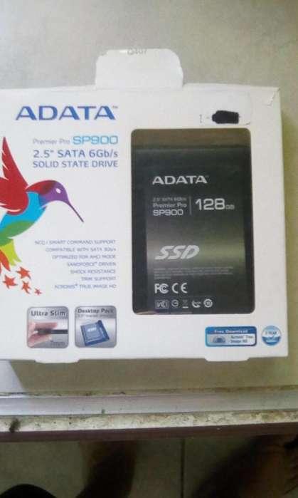 Disco Duro Adata Premier Pro SP900 de 128GB. Nuevo 3013737629