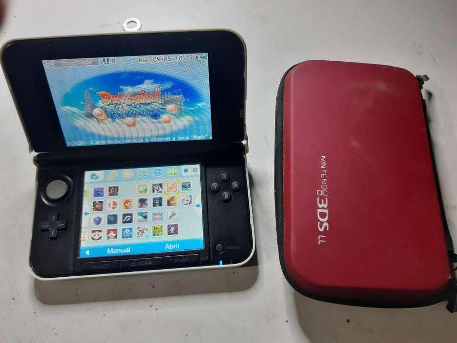 Vendo Nintendo 3ds Xl Programado