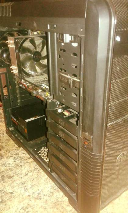 Vendo/Permuto Cpu gamer I7 - 16gb - Gtx 970
