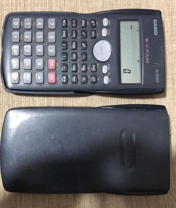 <strong>calculadora</strong> Cientifica Casio (2 u)