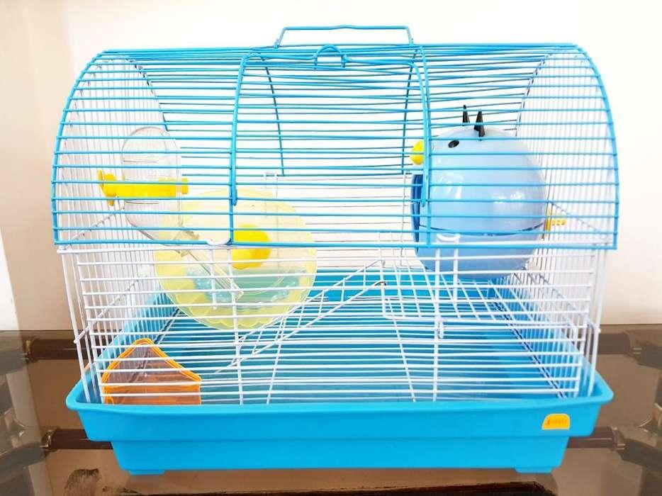 <strong>jaula</strong> Hamster