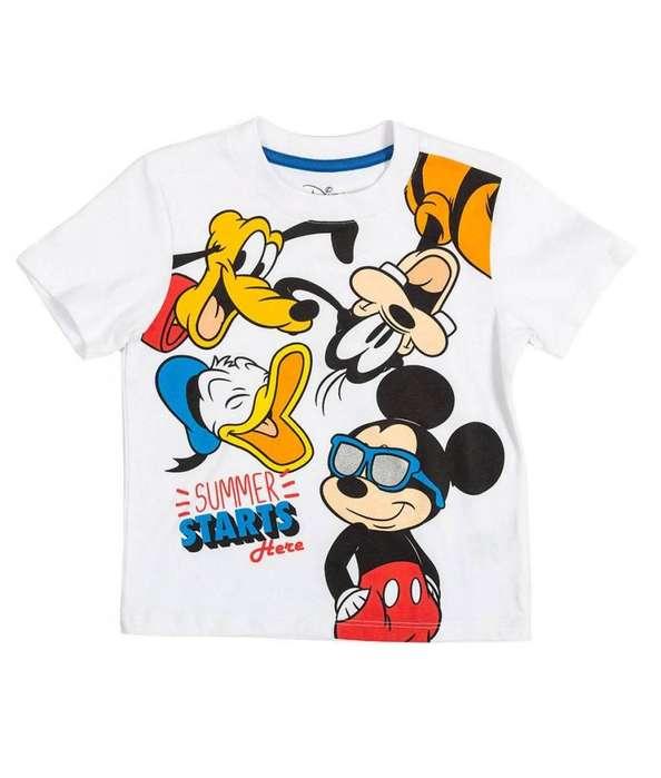 <strong>ropa</strong> para niños Disney Original Mickey Mouse
