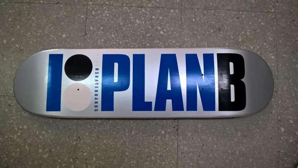 Tabla Skate Plan b / Deathwish