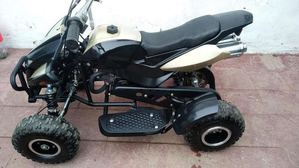 Vendo Mini Cuatriciclo 49 Cc