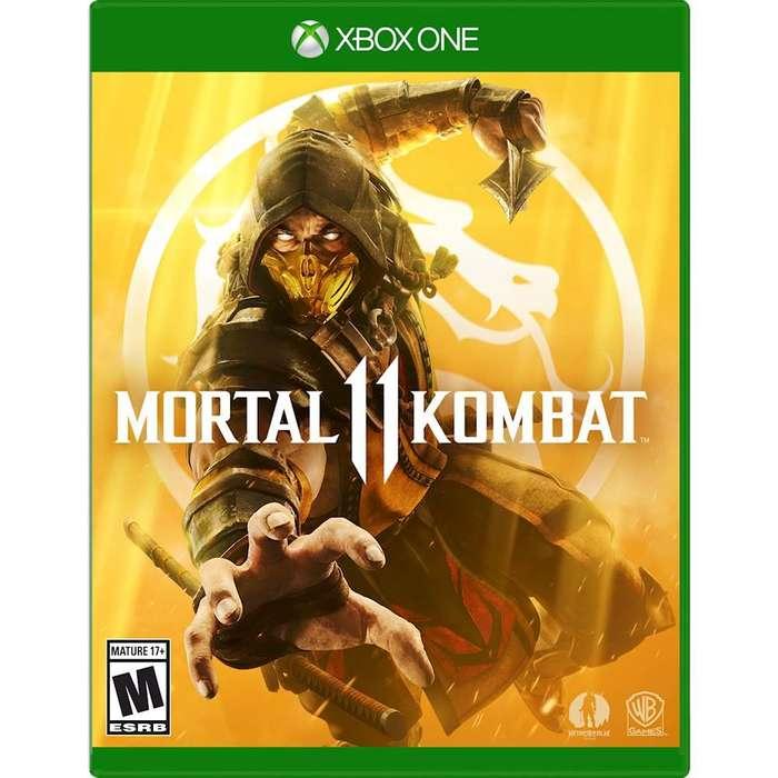 Mortal Kombat 11 Dgital Xbox One