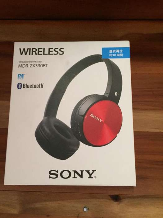 Audifonos Sony, Coneccion <strong>bluetooth</strong> Nuev