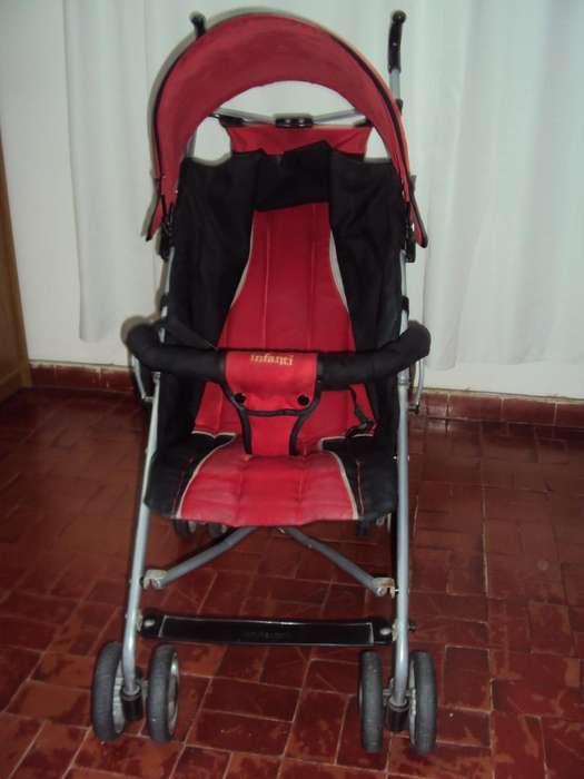 8a19ec75a Vendo coche para bebé en excelente estado, marca INFANTI