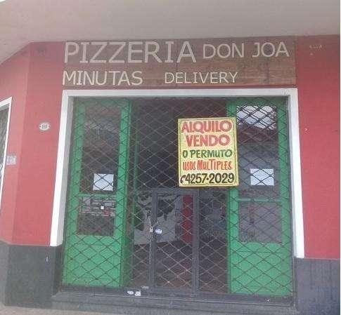 ALQUILER LOCAL AMPLIO ZONA CENTRO BERNAL DUEÑO DIRECTO