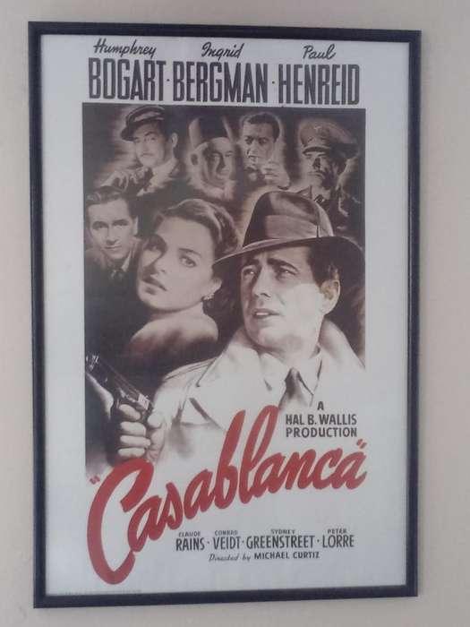Cuadro Casablanca