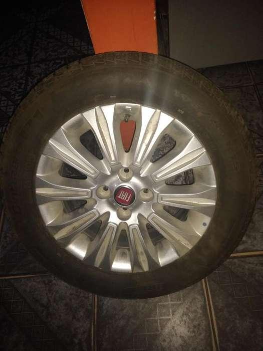 Llanta de Fiat Punto sin Uso Nueva Nueva