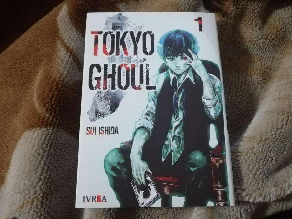 Manga Tokyo Ghoul 1