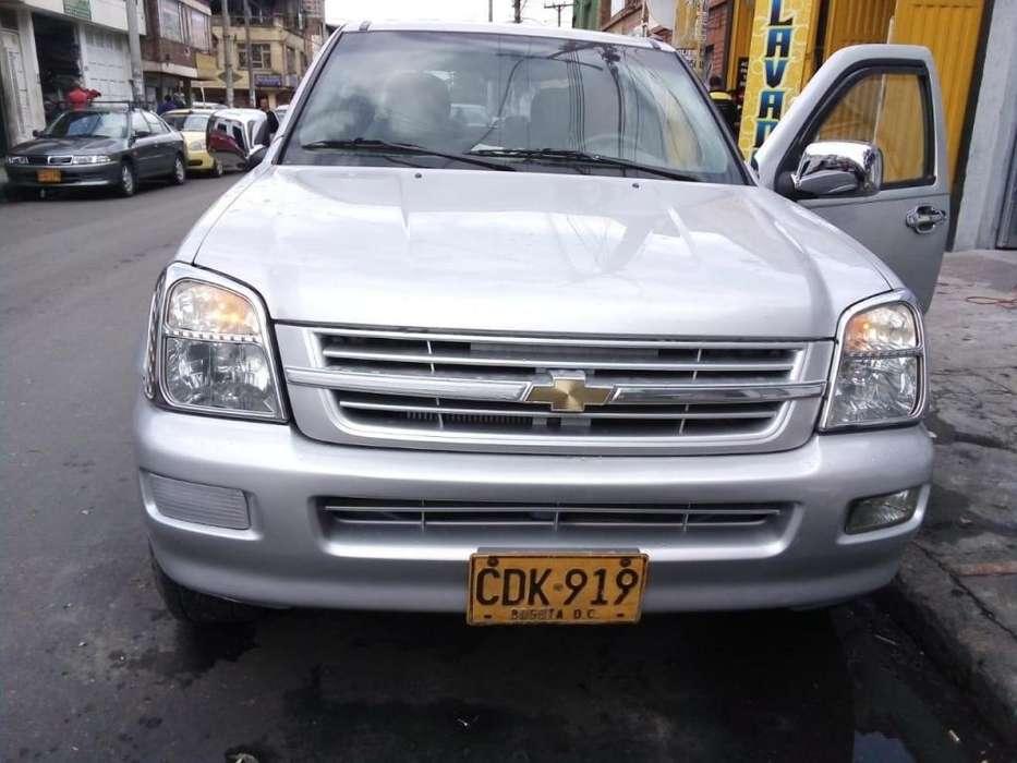 Chevrolet Dmax 2007 - 124 km
