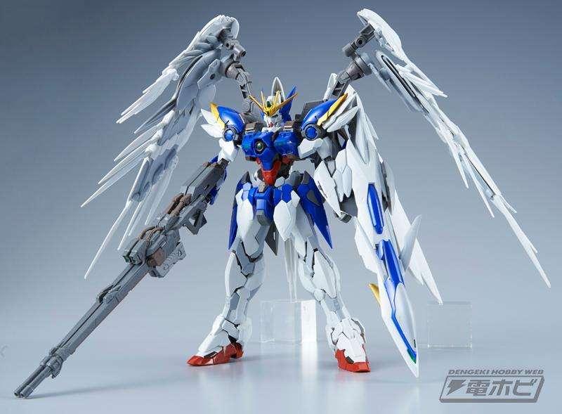 Gundam wing zero High Resolution 1/100 VENTA FIGURA