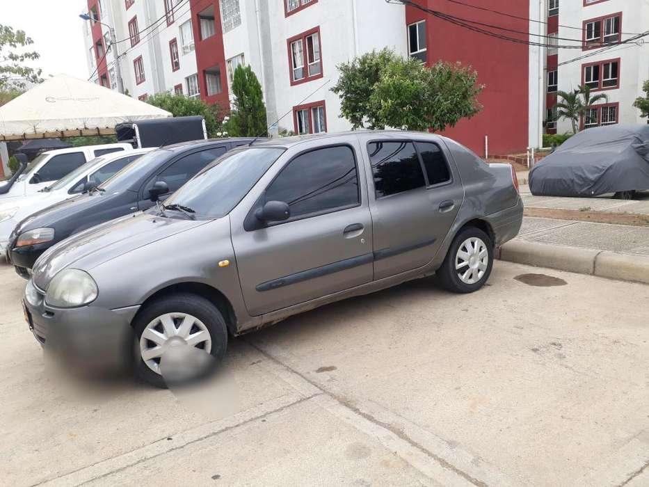 Renault Symbol 2002 - 214500 km