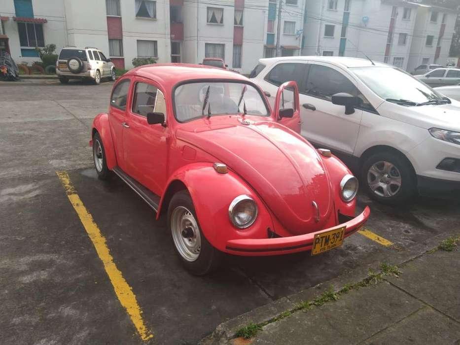 Volkswagen Escarabajo 1972 - 96 km