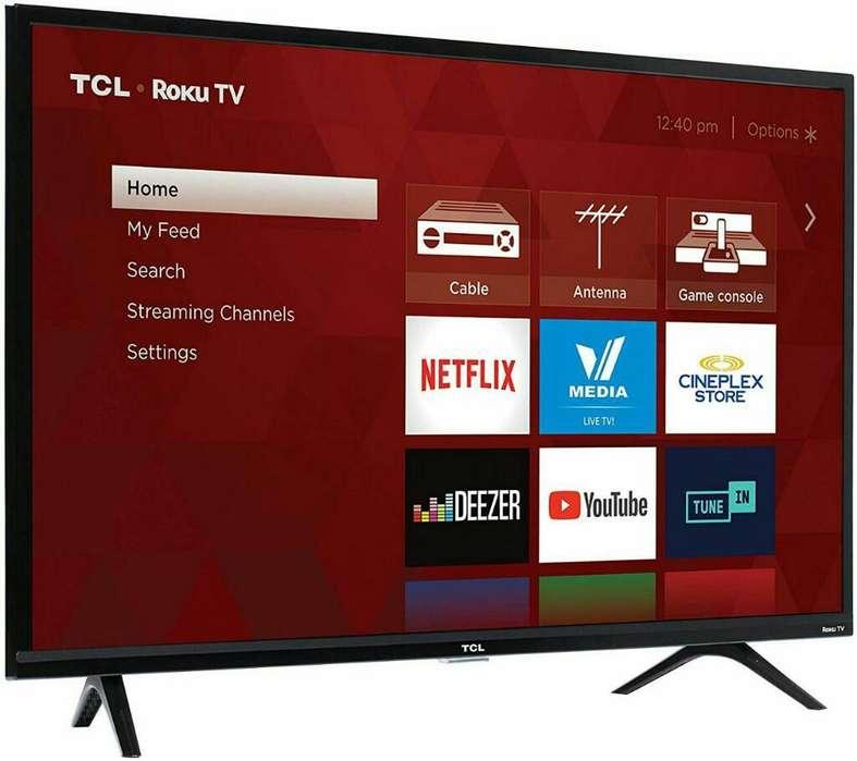Tcl 32s327-ca Hd Smart Tv