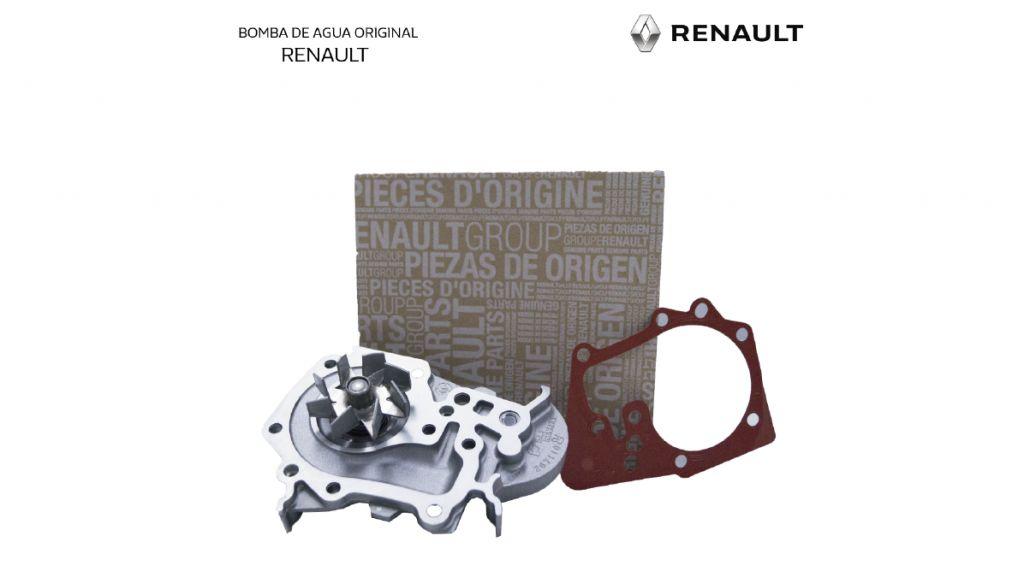 Repuesto original Renault Bomba de Agua