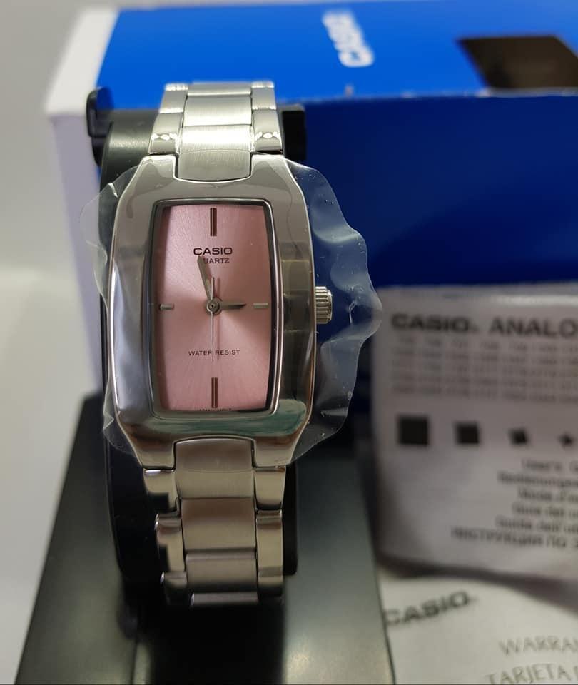 df184f82e49e Reloj CASIO LTP 1165 AV moldelo para Dama Nuevo - Trujillo