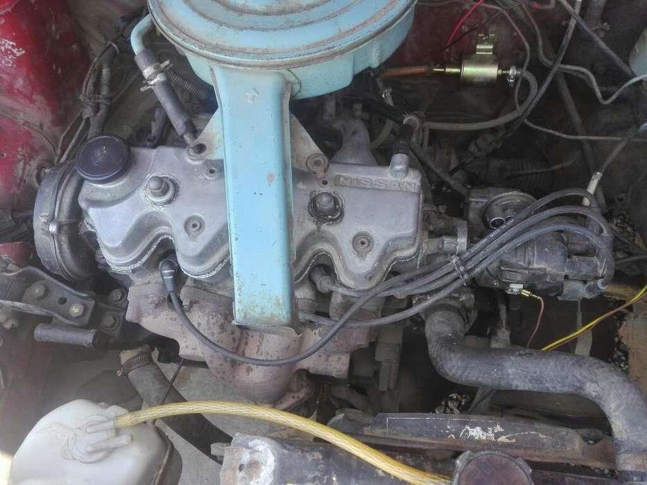 Se Vende Motor Nisan E15 Conpleto C Caja