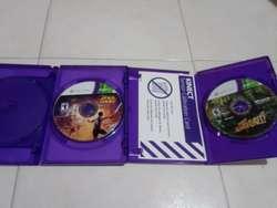 Ganga Juegos originales para xbox 360