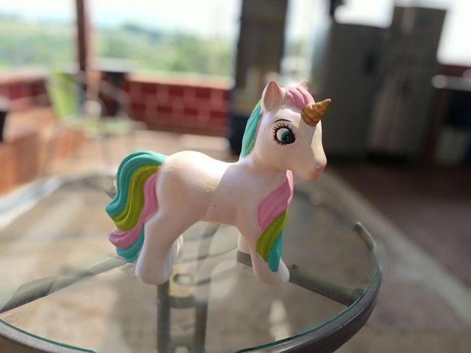 Ceramica (unicornio Alcancía)