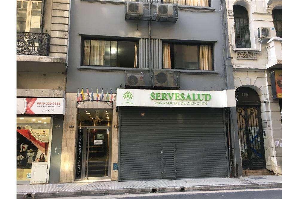 Venta Edificio en Block sin subdivision c/renta