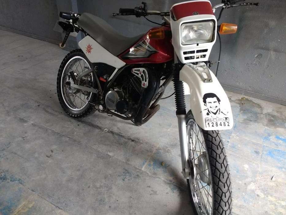 Vendo Yamaha Dt 125