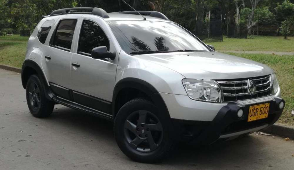 Renault Duster 2016 - 53000 km