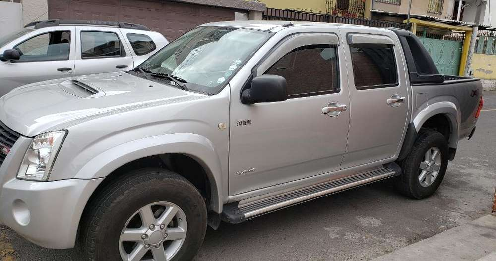 Chevrolet D-Max 2013 - 60000 km