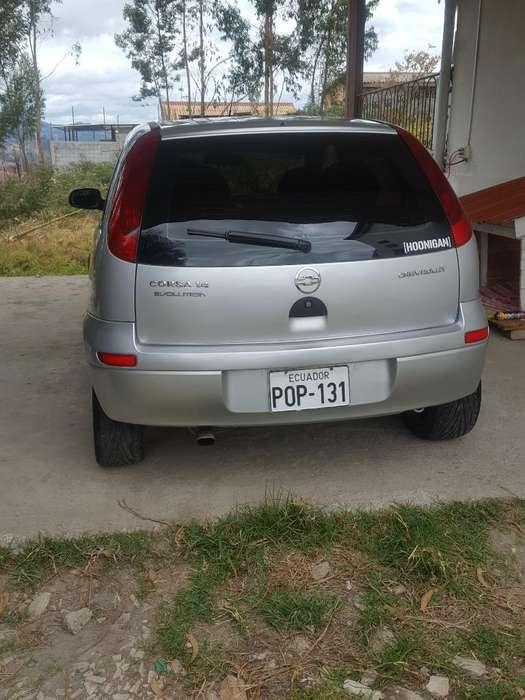 Chevrolet Corsa 2006 - 115000 km