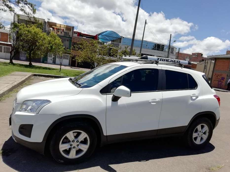 Chevrolet Tracker 2016 - 60000 km