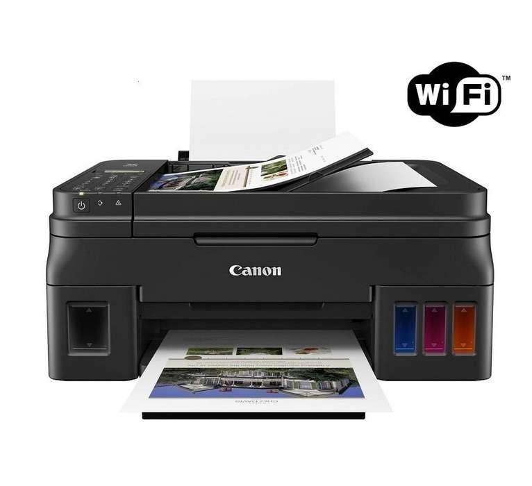 Multifuncional de tinta continua Canon Pixma G4110 USB 2.0 / <strong>wifi</strong>