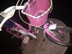 Vendo Bici Rodado 14