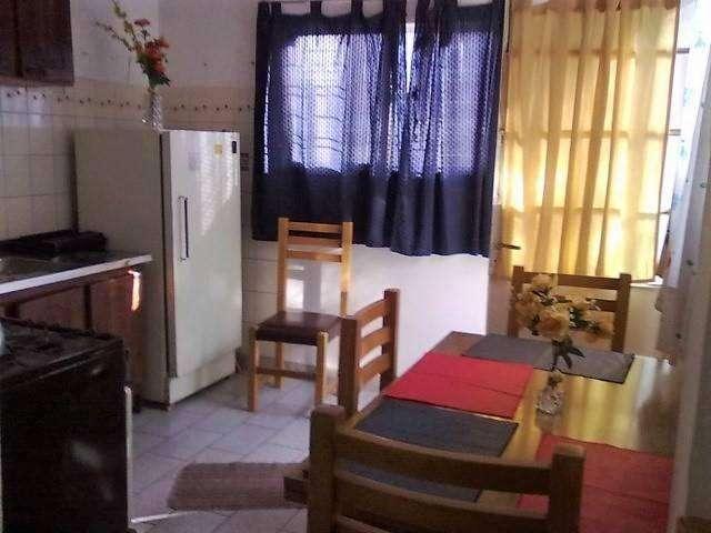 uf19 - Departamento para 3 a 5 personas con cochera en Tandil