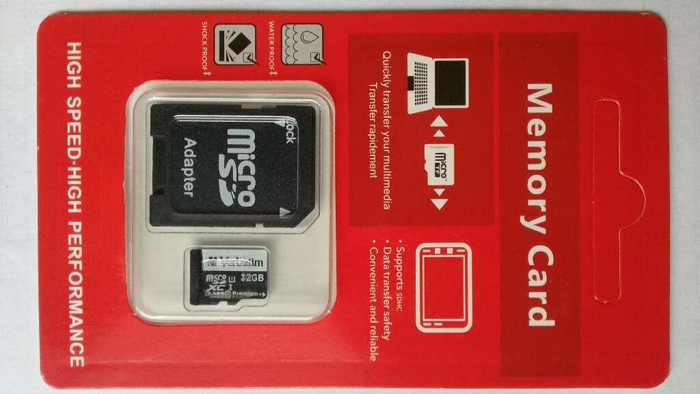 Microsd 32gb Verbatim Premium. C10